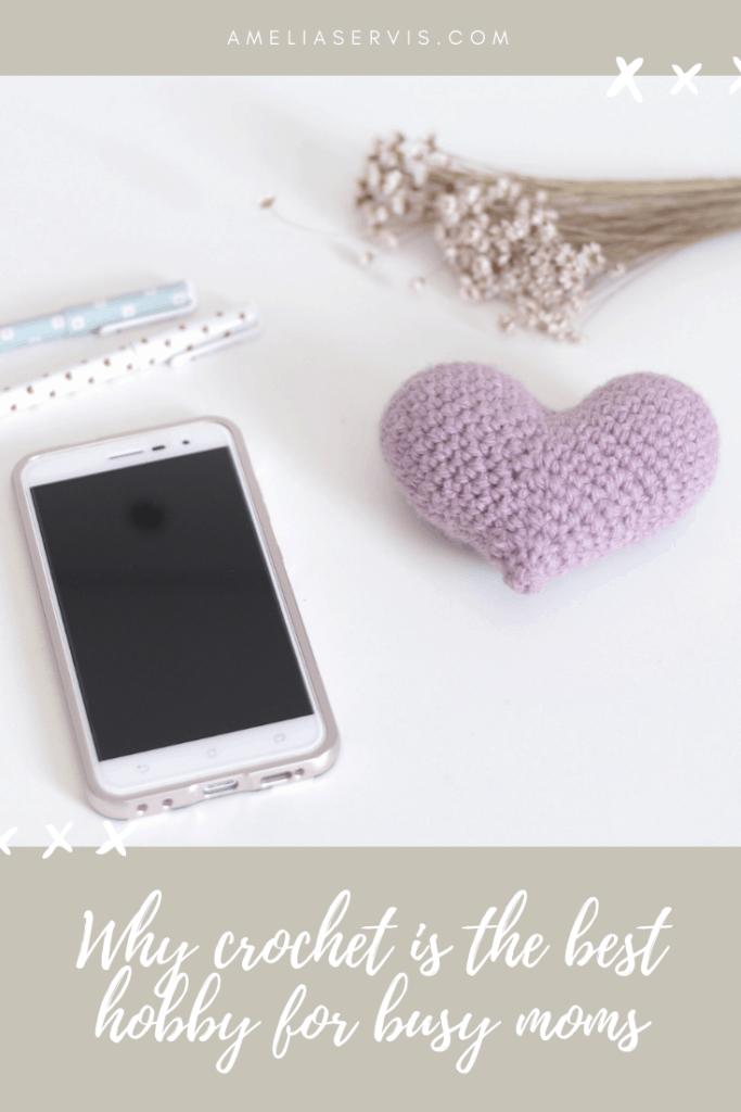 crochet best mom hobby