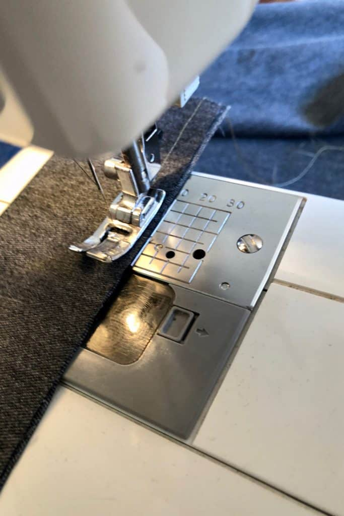 crib bumper sewing tutorial