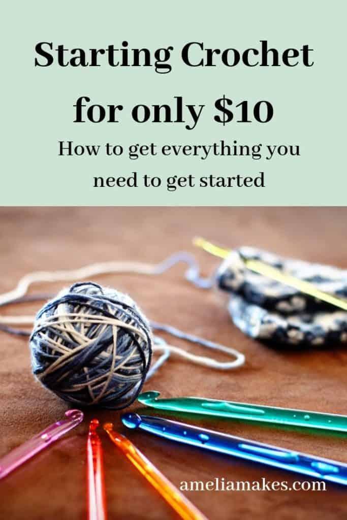 Crochet tools on amazon pinterest image