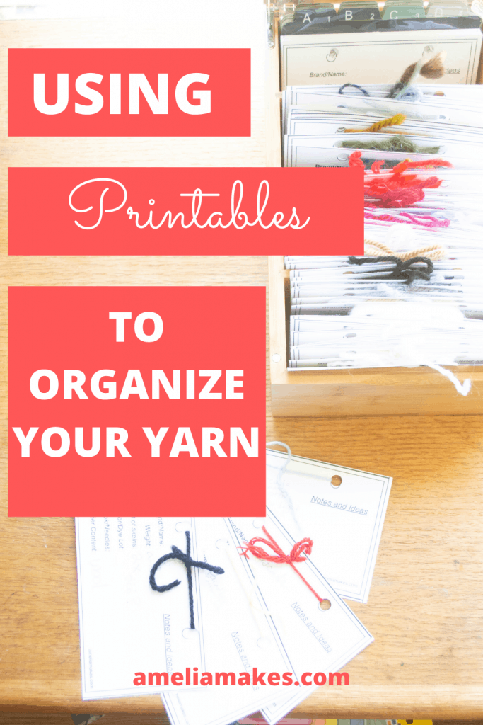 get your yarn organized pin 4