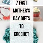 Crochet Mother's Day Gifts