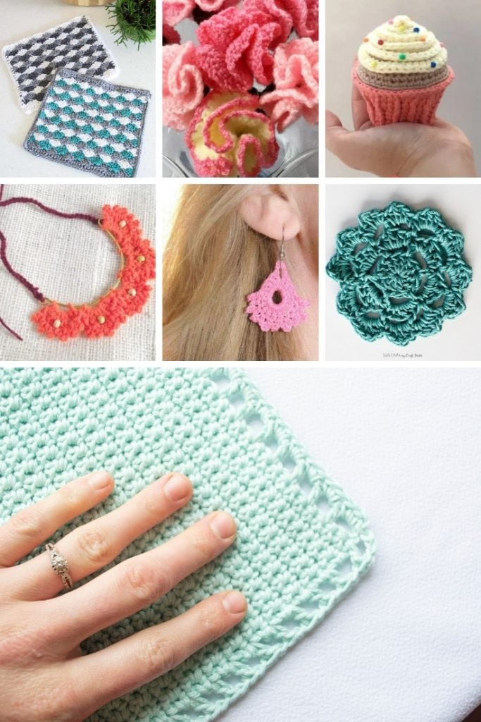 Mother's Day Gifts to Crochet