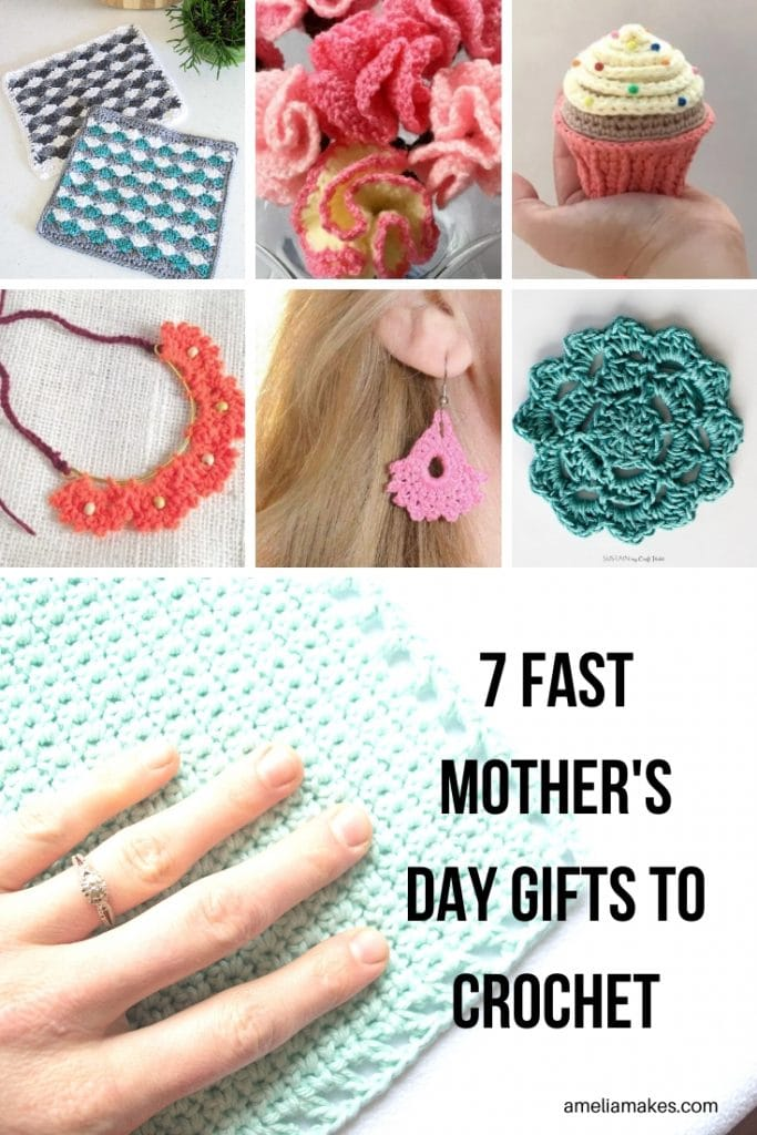 Mother's Day Crochet Gifts